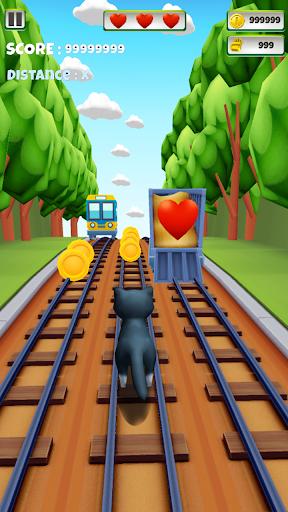 Cat Run 3D apkdebit screenshots 3