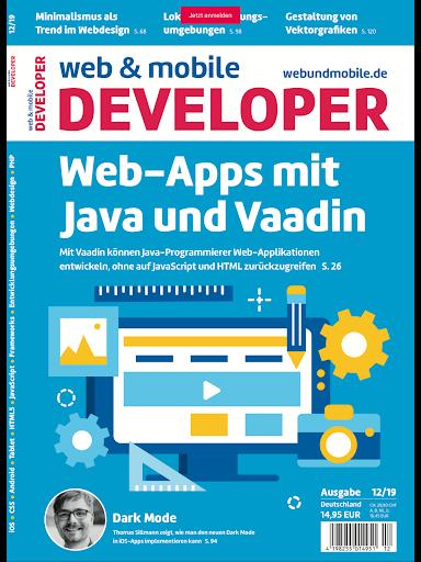 web & mobile DEVELOPER screenshots 1