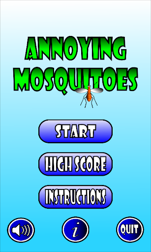 Annoying Mosquitoes