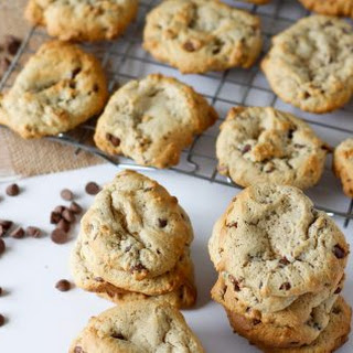 The Best chocolat chip cookies.