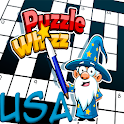 PuzzleWhizz USA Crossword icon