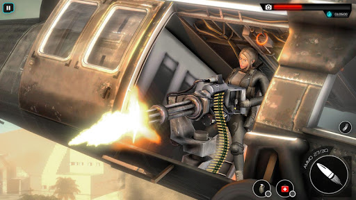 Cover Free Fire Agent:Sniper 3D Gun Shooting Games apkpoly screenshots 23
