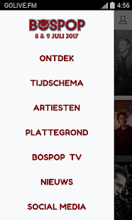 Bospop- screenshot thumbnail