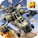 Apache Gunship Heli Battle 3D icon