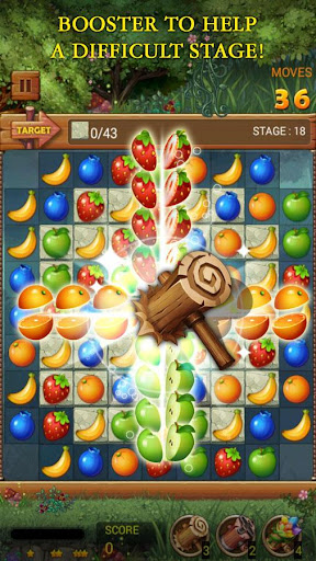Download Fruits Forest : Rainbow Apple MOD APK 2
