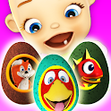 Surprise Eggs - Toys Fun Babsy icon