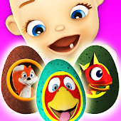 Surprise Eggs - Toys Fun Babsy