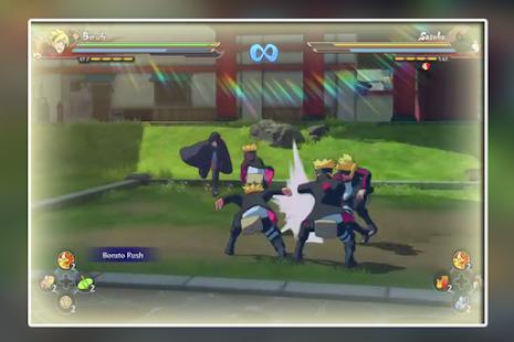 Super Boruto Battle Ninja Games - náhled