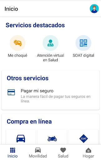 Seguros SURA 4.10.5 screenshots 1