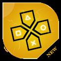 PSP Emulator games for Android: PSP Emulator 2019. icon