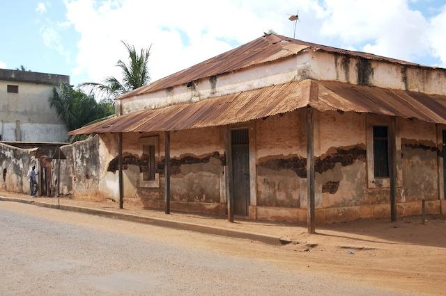 Photo: Angoche scene