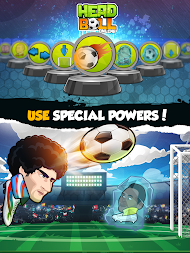 Online Head Ball APK screenshot thumbnail 1