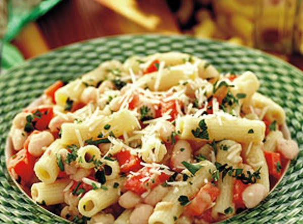 Pasta With White Beans And Fresh Herbs Recipe