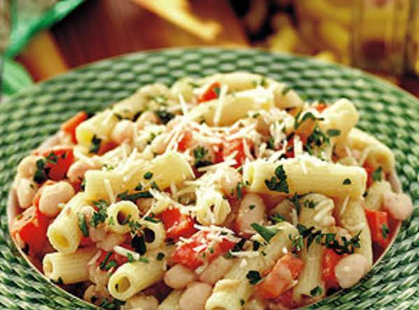 Pasta With White Beans And Fresh Herbs