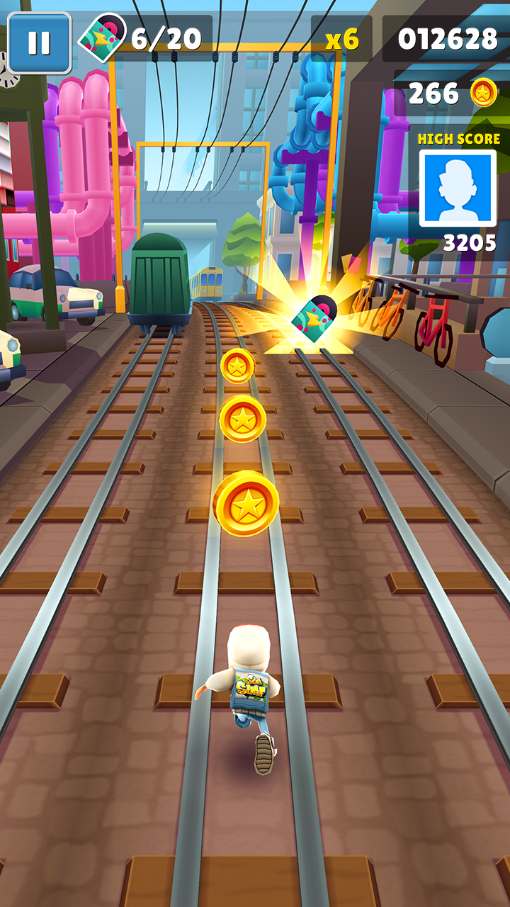 Subway Surfers Screenshot 9