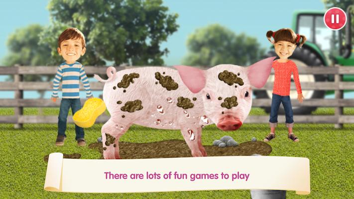 BBC CBeebies Playtime Island - screenshot