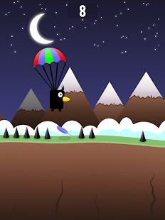 Parachute-Bird 1