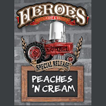 Heroes Peaches 'n Cream Ale