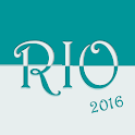Rio Olympics 2016 Schedule icon