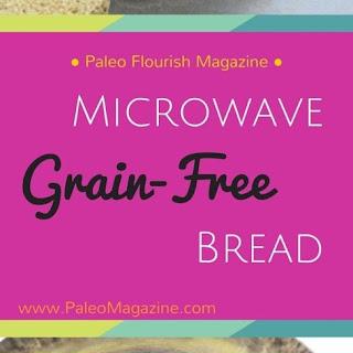 Microwave Paleo Bread.