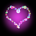 Love light live wallpaper icon