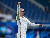 WK-voorronde: Griezmann bezorgt Frankrijk eindelijk nog eens een zege, vlotte overwinningen voor Portugal en Denemarken