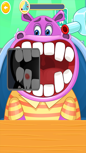 Children's doctor : dentist. - screenshot