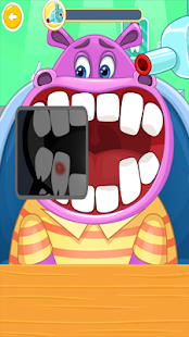 Children's doctor : dentist. Screenshot