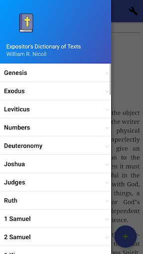 Expositor's Dictionary of Texts (Trial Version) 1.12 screenshots 2