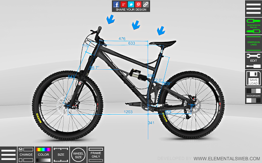 Bike 3D Configurator 1.6.8 screenshots 20