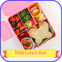 Kids Lunch Box Recipes : Lunch Ideas For Kids icon