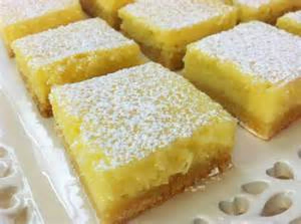 Lemon Flip Cake Recipe