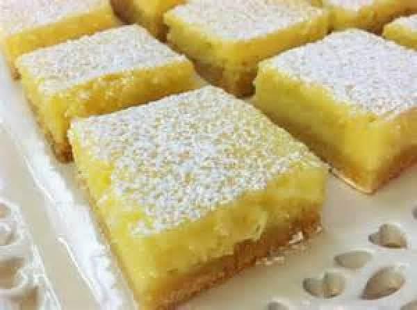 Lemon Flip Cake