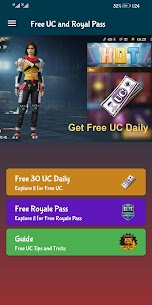 Free UC and Royal Pass 5