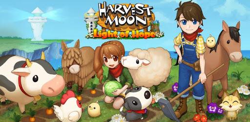 harvest moon light of hope apk mod