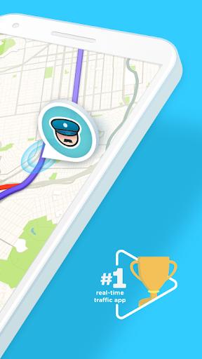 Waze - GPS, Maps, Traffic Alerts & Live Navigation screenshot 2