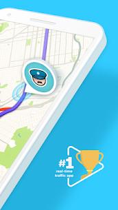 Waze – GPS, Maps, Traffic Alerts & Live Navigation 2