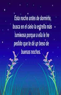 Mensajes de Buenas Noches - náhled
