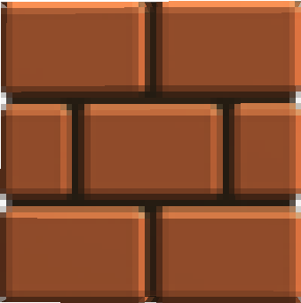 Bricks from mario