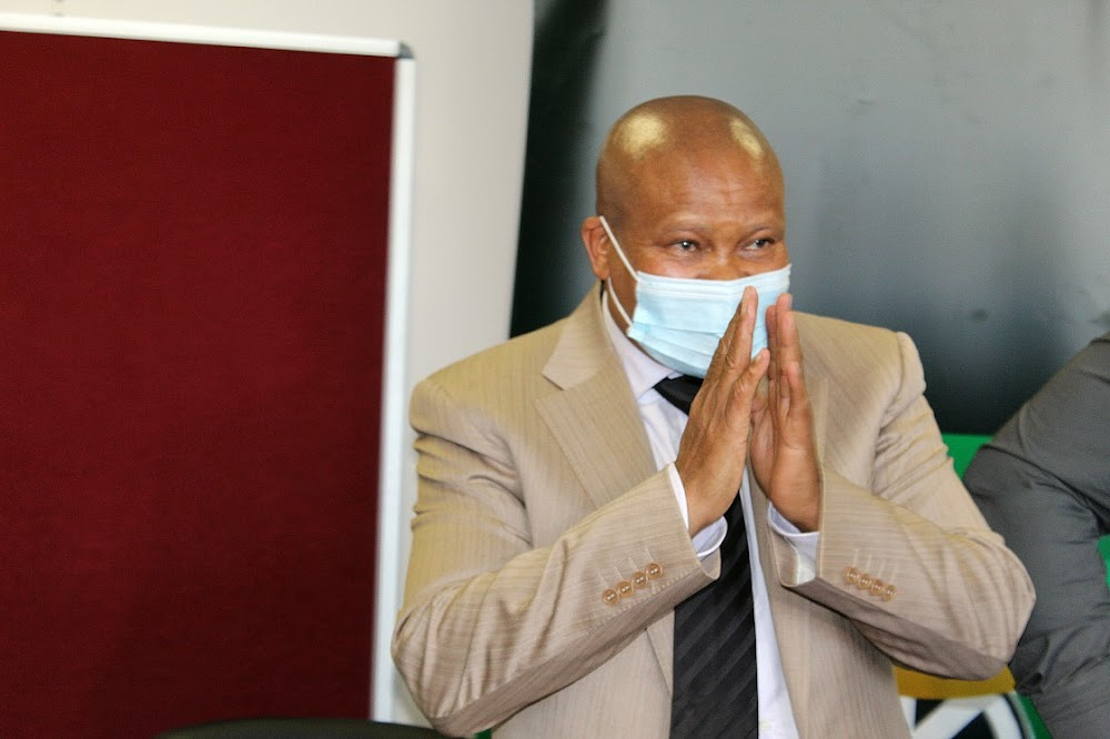 New North West premier Bushy Maape promises service delivery, job creation