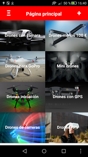 Drones Baratos Ya! 1.2 screenshots 2