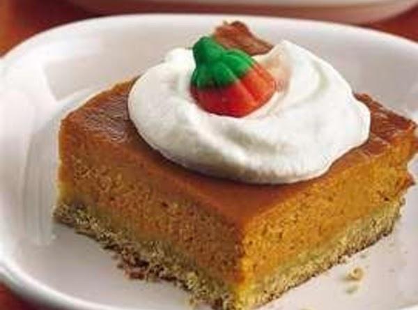 Pumpkin Pie Square Deal By Freda Recipe