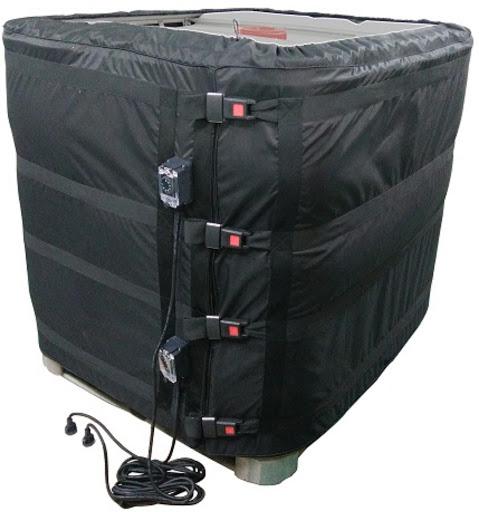 Réchauffeur de cuve IBC 1000 litres