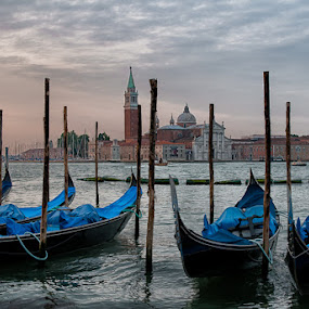 Lagoon by Rory McDonald - Landscapes Travel ( lagoon, grand canal, venice )