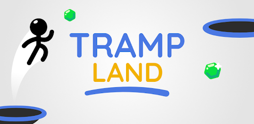 Tramp Land - Stickman Jump Arcade APK
