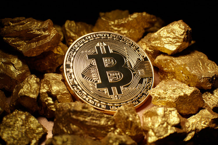 Bitcoin mining is less energy-intensive than gold mining.