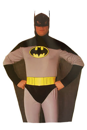 Batmandräkt