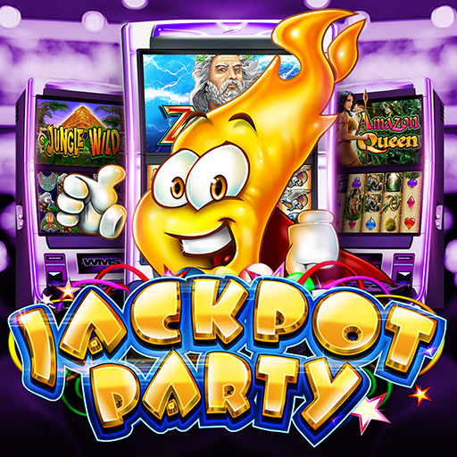Jackpot Party Casino: Slot Machines amp Casino Games
