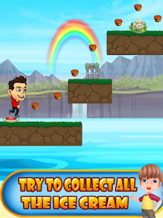 Crazy Stuntman Running Adventure Game Screenshot