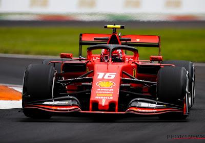 Verrassend(?) sterk werk van Ferrari in GP Singapore